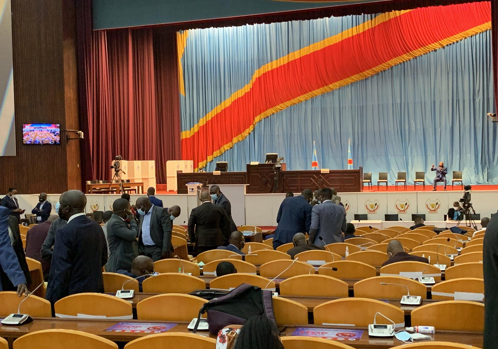 RDC : Ilunkamba présente ses moyens de défense contre la motion de censure en six points ! 1