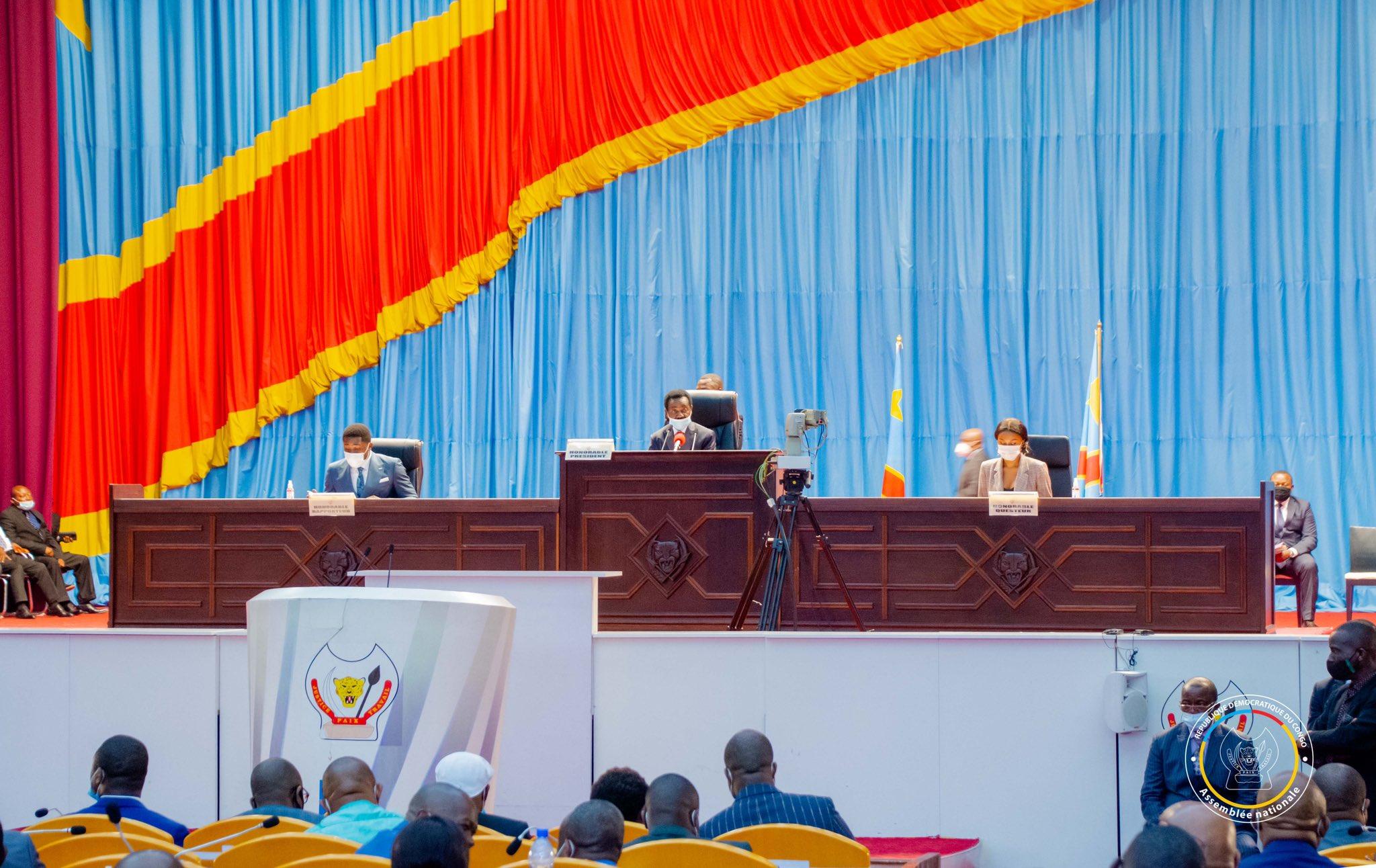 RDC : l'Assemblée nationale s'apprête à adopter le projet de loi portant ratification de l'accord créant la ZLECAF 1