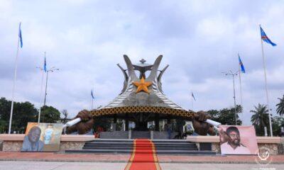 RDC: Tshisekedi rend hommage au héros national Laurent-Desiré Kabila à son mausolée 3