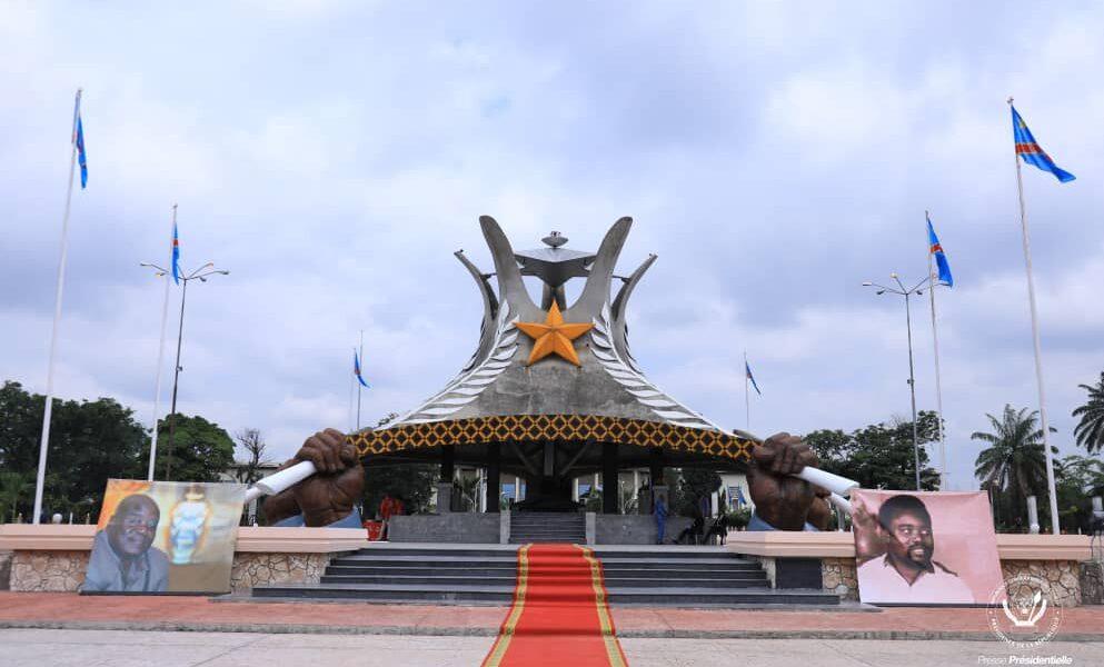 RDC: Tshisekedi rend hommage au héros national Laurent-Desiré Kabila à son mausolée 2
