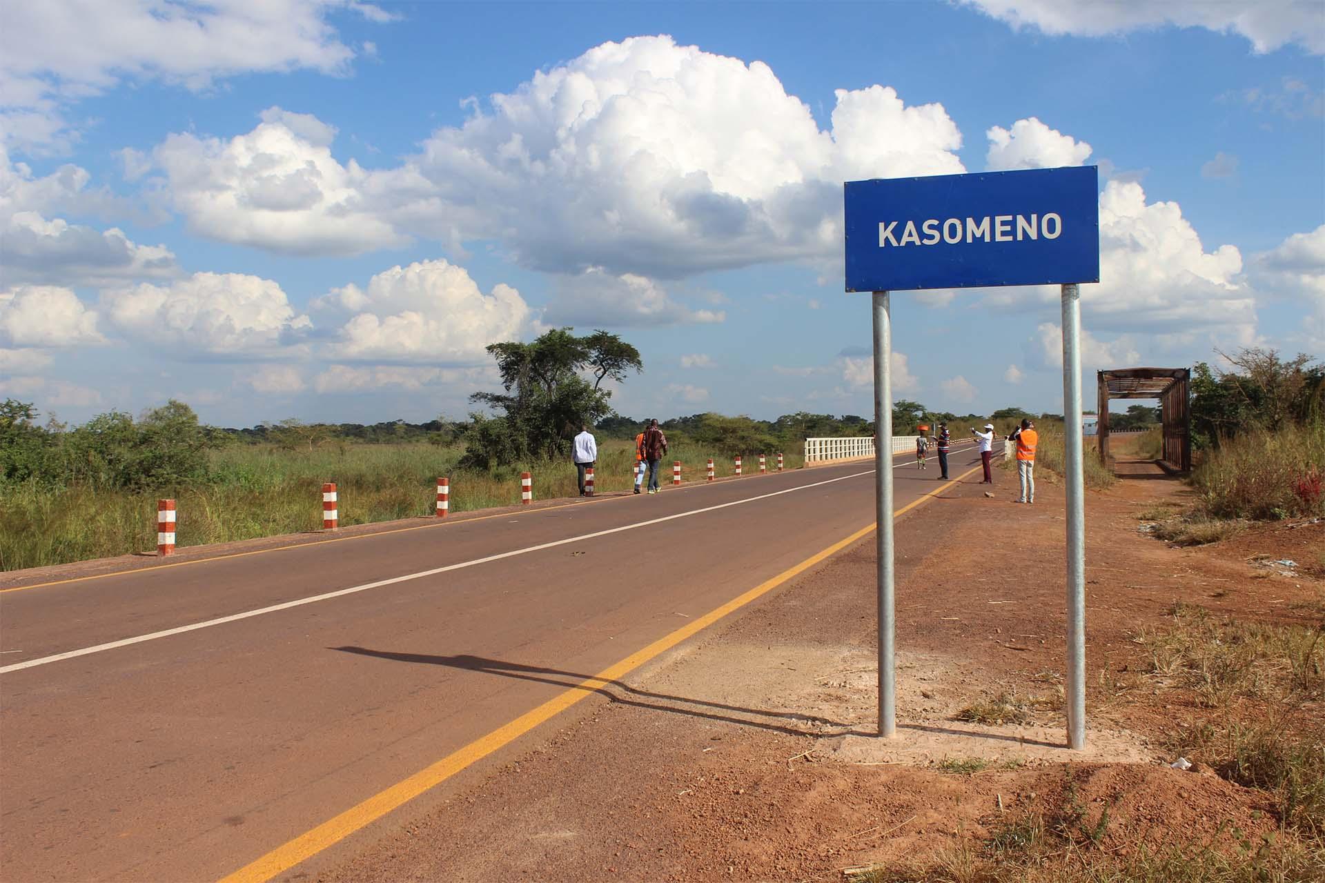 RDC: vers la construction de la route Kasomeno - Mwenda longue de 270 km! 11