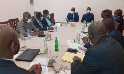 RDC : Jean-Lucien Bussa explique aux élus le bien-fondé de l'accord sur la ZLECAf 15