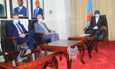RDC : Ilunkamba reçoit les explications sur la rénovation des deux Grands Hôtels du Congo 62