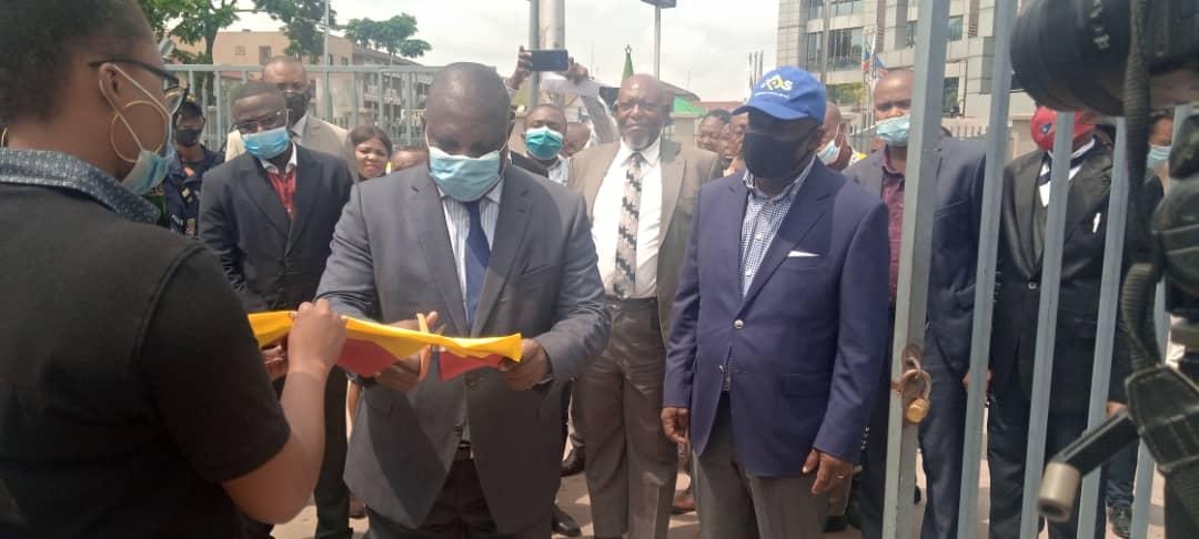 Kinshasa : Congo Parking Service lance officiellement la phase pilote de son projet ! 5