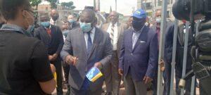 Kinshasa : Congo Parking Service lance officiellement la phase pilote de son projet ! 6