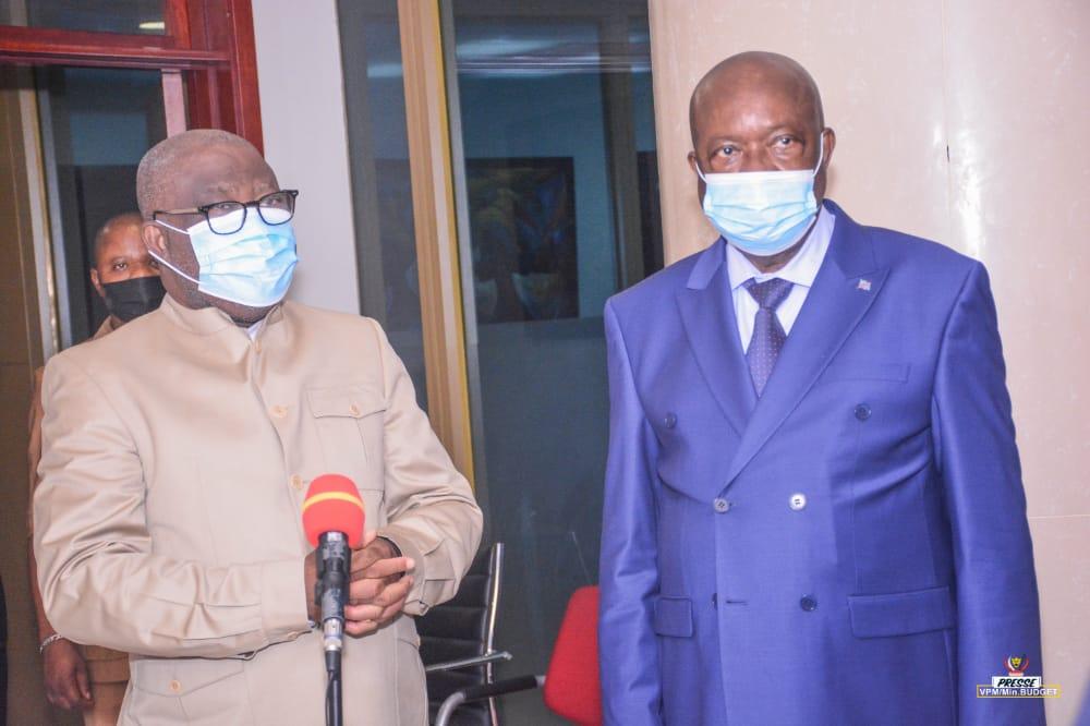 RDC : Jean-Baudouin Mayo insiste sur la mise en œuvre du Plan de relance agricole pour atténuer les effets de la Covid-19 5