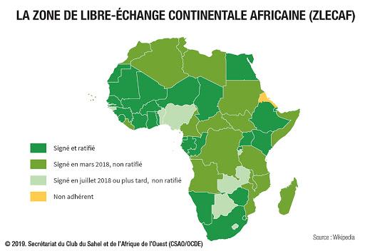 Afrique : encore plus de réglages et de temps prévus, avant la mise en œuvre effective de la ZLECAf ! 1