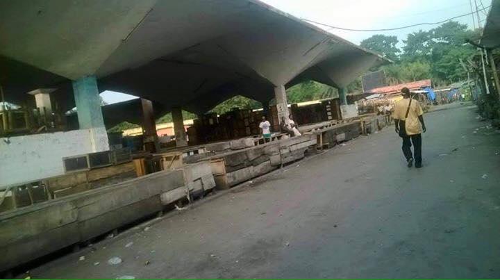 Kinshasa : le Marché Central de Kinshasa sera fermé au public dès le 20 janvier en raison des travaux d'aménagement 1