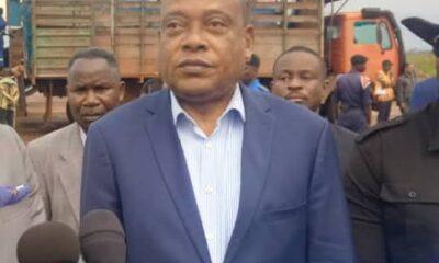 RDC: Steve Mbikayi table sur l'afflux des réfugiés centrafricains avec les délégués du Nord et Sud-Ubangi 28