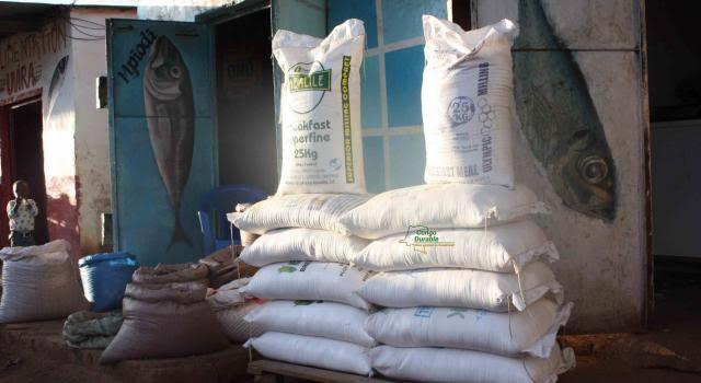 RDC: Haut-Katanga, le prix du sac de farine de maïs de 25 kg reste stable entre 21 000 et 23 500 CDF 1