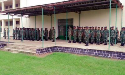 RDC : le concours national d'admission à l'Académie et dans les écoles militaires prévu du 13 au 14 février 2020 (Officiel) 5