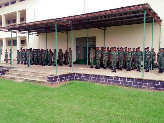 RDC : le concours national d'admission à l'Académie et dans les écoles militaires prévu du 13 au 14 février 2020 (Officiel) 4