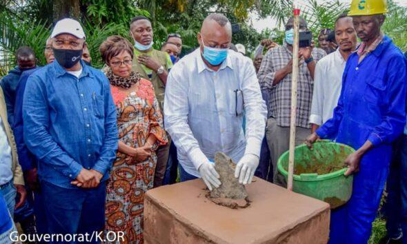 RDC : Kasaï Oriental, Jean Maweja lance les travaux de construction de la cité moderne à Kena Nkuna! 44