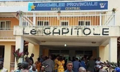 RDC: Kasaï Central, le Gouverneur intérimaire interdit d'actionner les comptes bancaires de la province 34