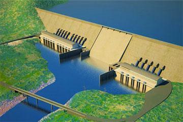 RDC : Sele Yalaghuli remet sur la table le dossier du barrage de Katende au Kasaï Central! 48