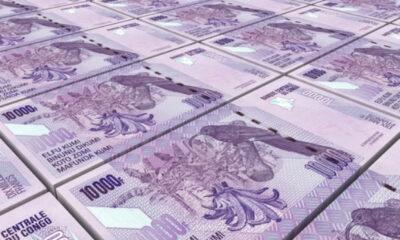 RDC : Six milliards de CDF levés le 19 janvier 2021 grâce aux Bons du Trésor 15