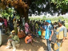 RDC: 4 221 réfugiés centrafricains demandeurs d'asile enregistrés à Andu au Bas-Uélé 87