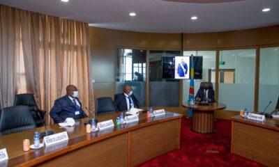 RDC : le personnel de la Gécamines témoigne son soutien indéfectible au Premier ministre Sama Lukonde 69