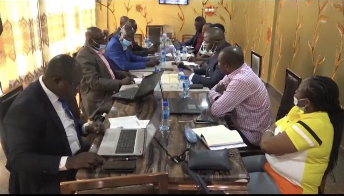 RDC : le FPI et la RVF valident le rapport technique de balisage de la rivière Lubi! 1
