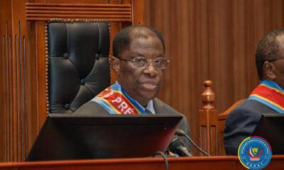 RDC : Seulement 40% de frais de fonctionnement ont été alloués au bureau sortant du Sénat (Alexis Thambwe Mwamba) 12