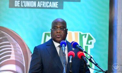 RDC : Présidence de l'UA, Tshisekedi explique sa vision aux ambassadeurs accrédités 10
