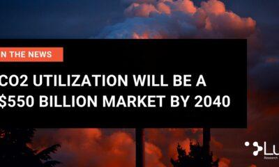 Monde : D'ici 2040, le marché mondial de l'utilisation du CO2 devrait atteindre 550 milliards USD (Rapport) 10