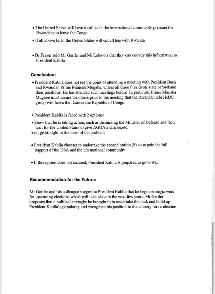 Monde : l'octroi de la licence à Gertler serait motivé par les intérêts croisés israélo-américains (Dershowitz) 25