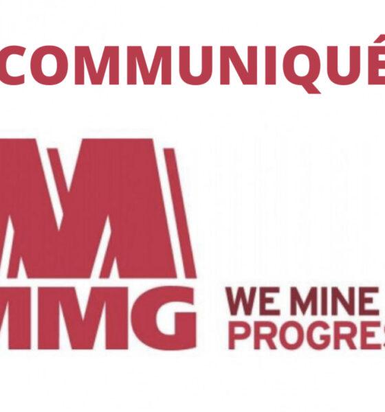 RDC : MMG Kinsevere lance un appel d'offres pour un forage d'exploration sur son site minier 1
