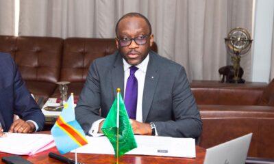 RDC : Sele Yalaghuli participe à la réunion de G20 des finances 84