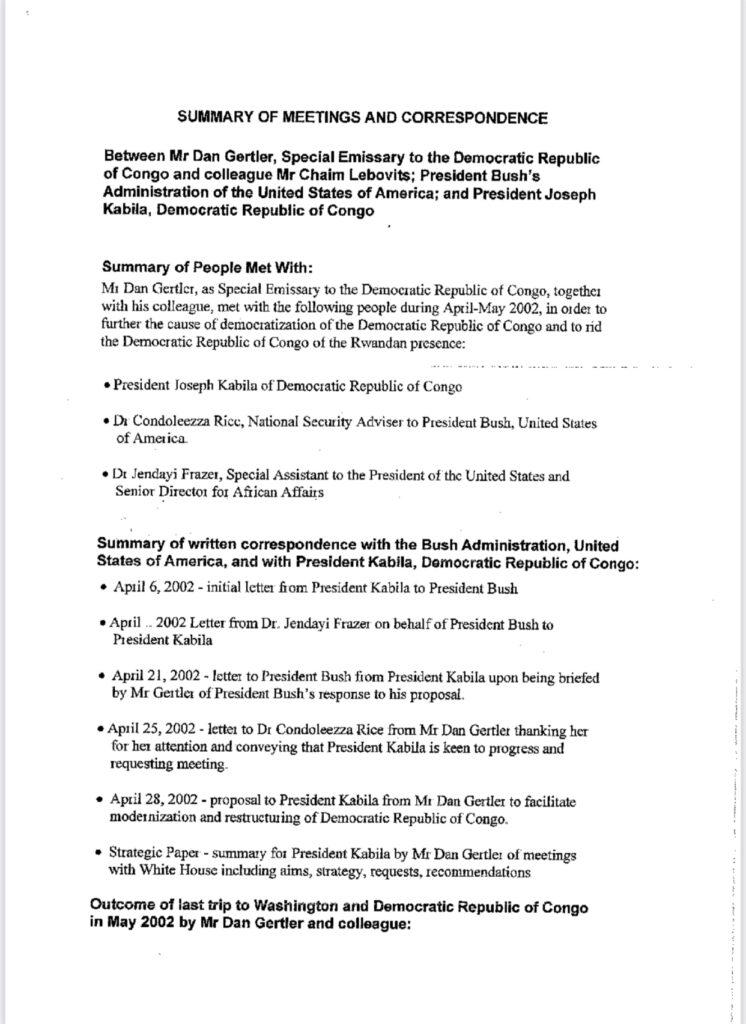 Monde : l'octroi de la licence à Gertler serait motivé par les intérêts croisés israélo-américains (Dershowitz) 22