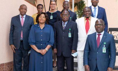 RDC : Denise Nyakeru prête à jouer son rôle panafricain aux côtés de Félix Tshisekedi! 8