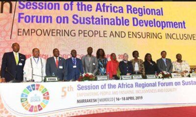 Afrique : le Congoabritera du 1er au 4 mars 2021 le forum régional sur le développement durable ! 16