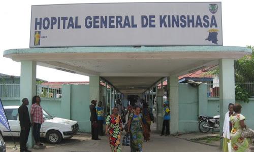 RDC : budgets annexes 2021, les Hôpitaux généraux de référence devront mobiliser plus 287 milliards de CDF! 1