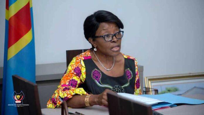 Marie Thérèse Tumba : « le Gouvernement congolais mettra tout en œuvre pour découvrir celui qui est à la base de cet ignoble meurtre » 1
