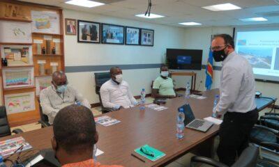 RDC : Patrick Yala rassuré de la disponibilité de PERENCO à payer 10% de la Taxe pétrolière au Kongo Central 63