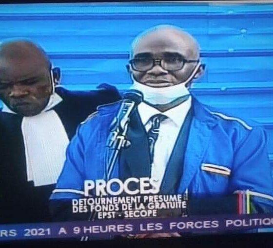 RDC : le procès sur le détournement de fonds dédiés à l'Exetat relance la problématique de gestion de deniers publics 1