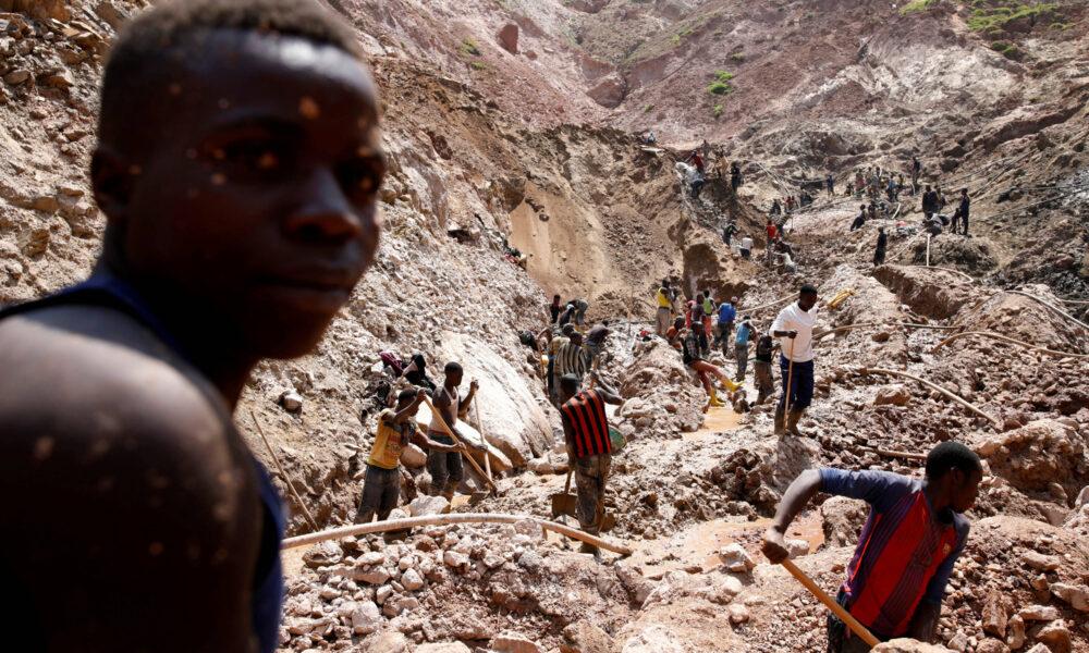 RDC : Adelar Ngoy insiste sur une utilisation responsable des explosifs par les creuseurs artisanaux de minerais en Ituri 2