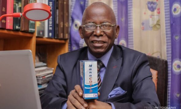 RDC: l'inventeur de Manacovid Étienne Flaubert Batandu est décédé à Kinshasa 46