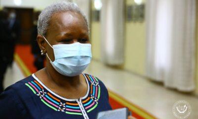 RDC : Bintou Keita fait part des termes de référence de son mandat à Félix Tshisekedi 52
