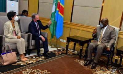 RDC : l'insécurité alimentaire au cœur des échanges entre le Directeur exécutif du PAM et le Président Tshisekedi 30