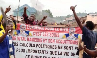RDC : en soutien à Vital Kamerhe, des partisans de l'UNC menacent d'observer la désobéissance fiscale à Bukavu 32