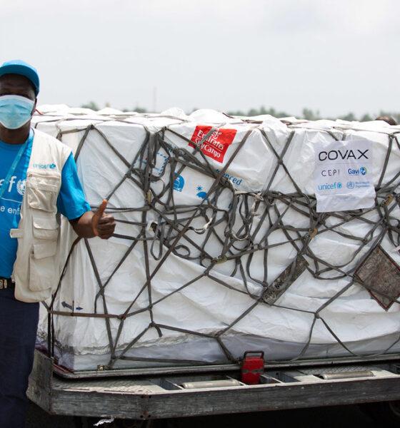 RDC : Covid-19, la France suggère une publication du calendrier de vaccination dans un cadre multilatéral 13